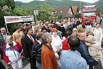 Blokáda ve Vaňově