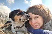 Anna Hrnečková, mladá farmářka z Touchořin na Litoměřicku