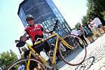 Biketower čili Cyklověž v Litoměřicích
