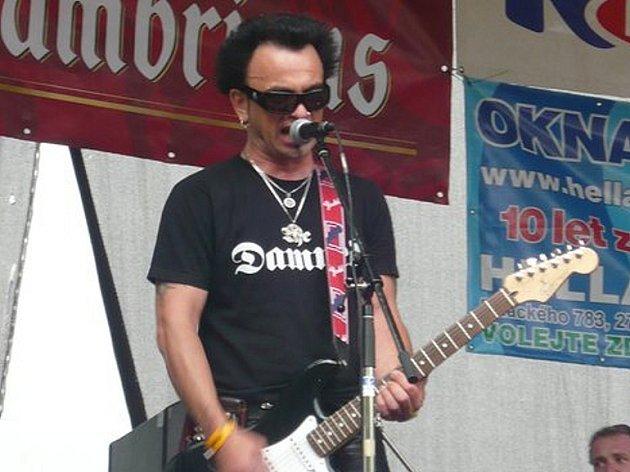 SPS na slánském festivalu Rock na valníku.