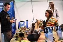 Veletrh Techdays na Výstavišti Zahrada Čech v Litoměřicích