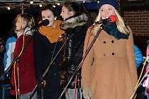 Zpívání na Labi v Roudnici nad Labem