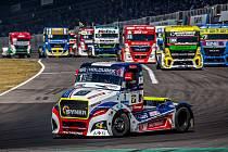 Adam Lacko na Nürburgringu.