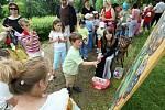 Dětský den na zámku v Libochovicích, 2008