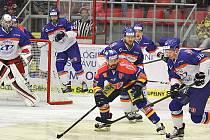 Hokejisté Stadionu překvapili v Českých Budějovicích.