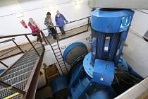 V roce 2019 mohli lidé při příležitosti Dne evropského dědictví navštívit vodní elektrárnu a jez v Doksanech.