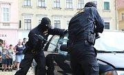 Den s policií v Litoměřicích.