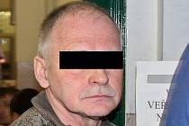 Němec u soudu v Litoměřicích