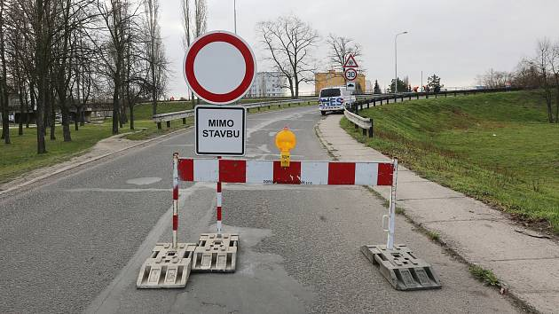 Rekonstrukce silnic. Ilustrační fotografie.