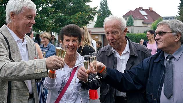 Základní škola v Havlíčkově ulici v Litoměřicích slavila 40. narozeniny.