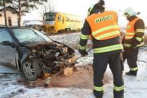 Nehoda u Zimoře.