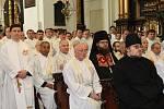 Biskupské svěcení.
