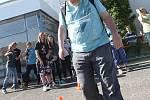 Den bez úrazu - akce pro základní školy - proběhla na Zahradě Čech.