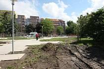 Lovosický park, pátek 30. května 2014