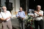 V kostele sv. Ludmily v Litoměřicích proběhl křest druhého dílu knihy Významné osobnosti Litoměřic.