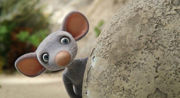 Snímek zpřipravovaného filmu Myši patří do nebe.