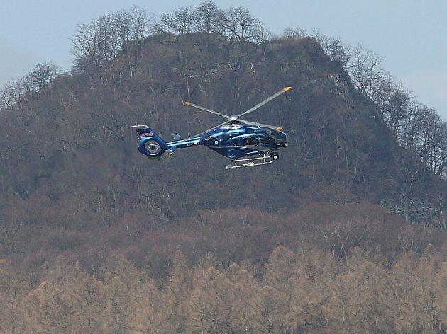 Policejní pátrání po pohřešovaném muži z Terezína