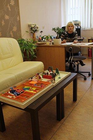 PhDr. Mgr. Hana Honzíková pracuje jako klinická psycholožka vPodřipské nemocnici spoliklinikou vRoudnici nad Labem.