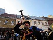 V sobotu 16. února se v Úštěku konal už tradiční Úštěcký masopust. Akce nalákala opět davy lidí.
