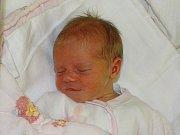 Zuzana Bažantová se narodilaJaně Tolarové a Lukáši Bažantovi z Terezína 18.12.  v 22.55 hodin v Litoměřicích.  Měřila 48 cm a vážila 2,77 kg.