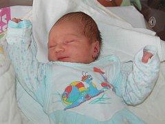 Janě Laňkové a Kamilovi Tvrdému z Lovosic se 8.5. ve 12:20 hodin narodil v Litoměřicích syn Karel Tvrdý (51 cm, 3,29 kg).
