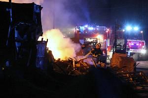 KAŽDÁ OBEC má ze zákona povinnost zajistit požární ochranu svých obyvatel.