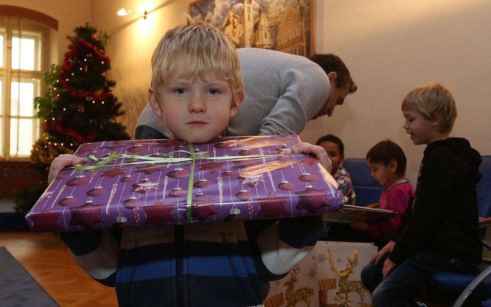 Předčasné Vánoce v litoměřickém Klokánku