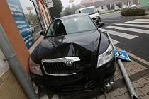 Dopravní nehoda se stala v pátek 28. července kolem šesté hodiny ráno v Lovosicích v Terezínské ulici.