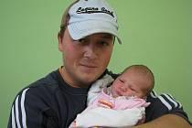 Petře a Petru Vildovým z Třebenic se v litoměřické porodnici 21. listopadu v 18.27 hodin narodila dcera Klárka Vildová. Měřila 50 cm a vážila 3,43 kg. Blahopřejeme!