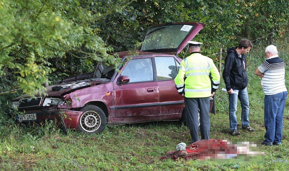 Tragická nehoda u Rochova.