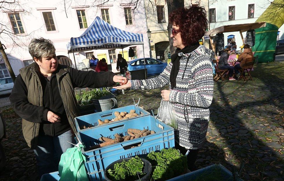 Farmářské trhy v Litoměřicích