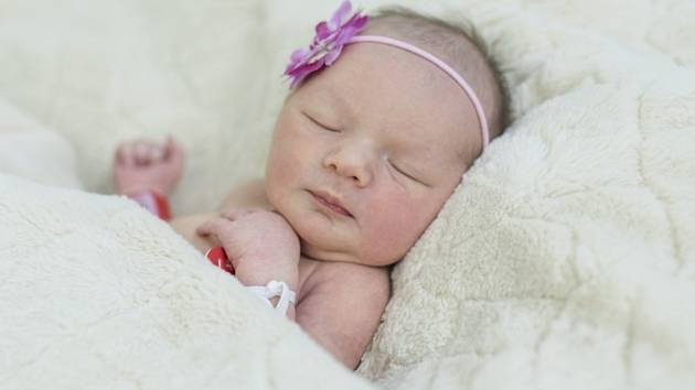 Nela Natálie Augstenová se narodila Zuzaně a Kamilu Augstenovým 7.10. v Roudnici n.L. (3,1 kg a 51 cm).