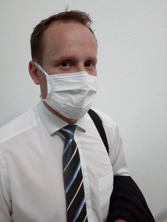 Pavel Budil, právní zástupce poškozené rodiny.