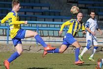 Fotbalisté Litoměřicka zahájí jaro doma.