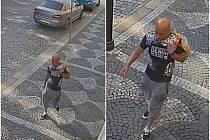Policie pátrá po muži podezřelém z krádeže auta v Roudnici