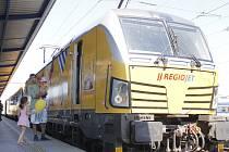 Jeden z nových litoměřických dopravců je i Regiojet. Ilustrační snímek.