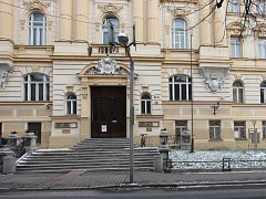 Okresní soud v Litoměřicích, ilustrační foto.