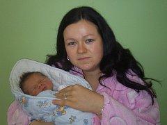 Andree a Milanu Jamborovým z Vchynic se 7.10. ve 4.40 hodin narodil v Litoměřicích syn Matyáš Jambora (51 cm, 3,41 kg).