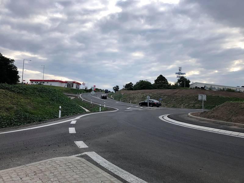Obchvat Roudnice nad Labem.