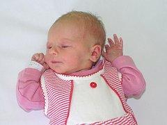 Lilly Johánková se narodila Zoe Johánkové a Michalu Feistnerovi ze Sedlece 24.4. v 19.44 hodin v Litoměřicích (2,81 kg a 48 cm).
