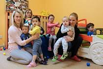 Dětská skupina Mateřského centra Sluníčka v Litoměřicích funguje od roku 2018