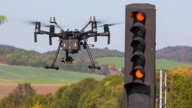 Dron na Švestkové dráze