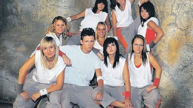 MISTŘI. Úspěšný seniorský tým Funky Dangers z Litoměřic je mj. loňským mistrem ČR.