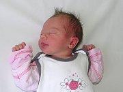 Anežka Beránková se narodila Lucii a Lukáši Beránkovým z Roudnice n. L.  3.4. v 18.17 hodin vLitoměřicích (3,27 kg a 50 cm).