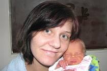 Liborovi a Martině Novákovým z Litoměřic se 25. ledna ve 14.37 hodin v ústecké porodnici narodila dcera Tereza. Měřila 43 cm a vážila 1,9 kg. Blahopřejeme!
