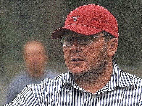 Roudnický trenér Zdeněk Hašek