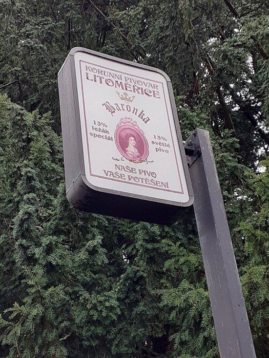 Baronka inspirovala značku regionálního piva.
