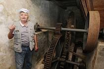 Lucký mlýn v Chodovlicích.