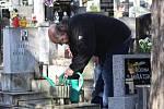 Hřbitovy se připravují na Dušičky