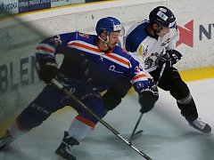 Hokejisté Stadionu sehráli po duelu v Ústí první zápas v domácím prostředí.